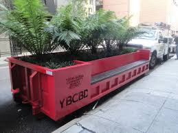 100 Shipping Containers San Francisco Parklet Made From Converted Shipping Container In