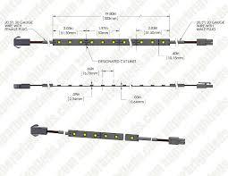 led lights 12v led light with lc2 connector 380