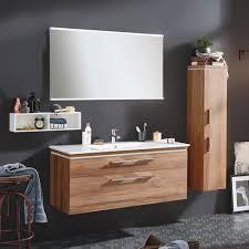 puris cool line badmöbel 120 cm mit flächenspiegel