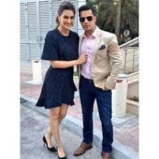 Varun Dhawan and Kriti Sanon shoot for Dilwale