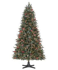 Menards Artificial Christmas Trees by Slim And Narrow Artificial Christmas Trees Tree Classics