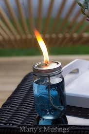 Citronella Oil Lamps Torches by 12 Diy Tiki Torches And Bug Repellent Lanterns Shelterness