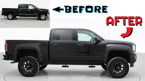 Before & After: 2017 GMC Sierra 1500 SLT | Custom Lifted Trucks ... Custom Truck Replacement Bumpers Aftermarket Bumper Parts Trucks Arrowhead Iron Custom Metal Vehicle Car Truck Trailer Racks Dakota Hills Accsories Defender Alinum 2k11 Heritage Show Mini Truckin Magazine 2007 Chevrolet Avalanche Ltz For Sale White Bear Lake Minnesota Sj Auto Body Paint 254 S Hubbard Ave Polaris Opens New 4 Wheel Truck Accsories Store In Brooklyn Black Vs 2014 Sierra Alberta At Davis Dodge Of Burnsville New Ram Dealership Mn 55337 2013 Mid America Big Rig Videos Mats Nuss Equipment Tools That Make Your Business Work