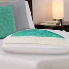 comfort bed wedge pillow target