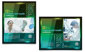 Medical Conference Poster Template