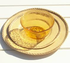 Outdoor Dinnerware, Yellow Ding Beautiful Colors And Finishes Of Stoneware Dishes 2017 Best 25 Outdoor Dinnerware Ideas On Pinterest Industrial Entertaing Area The Sunny Side Up Blog Dinnerware Yellow Create My Event Drinkware Rustic Plate Plates And 11 Melamine Cozy Table Settings Stress Free Plum Design Red Platters Serving Tiered Pottery Barn