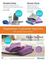 September 2017 Norwex Host Rewards and Customer Specials – Succeed