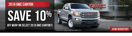Canyon Incentives | Miller Auto & Marine Gmc Sierra Denali 3500hd Deals And Specials On New Buick Vehicles Jim Causley Behlmann In Troy Mo Near Wentzville Ofallon 2017 1500 Review Ratings Edmunds 2018 For Sale Lima Oh 2019 Canyon Incentives Offers Va 2015 Crew Cab America The Truck Sellers Is A Farmington Hills Dealer New 2500 Hd For Watertown Sd Sharp Price Photos Reviews Safety Preowned 2008 Slt Extended Pickup Alliance Sierra1500 Terrace Bc Maccarthy Gm