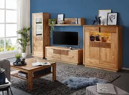 wohnzimmer aus massivholz kaufen möbel