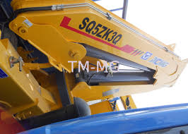Knuckle Truck Mounted Crane