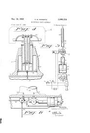 Paidar Barber Chair Hydraulic Fluid by Patent Us3069124 Adjustable Chair Assembly Google Patents