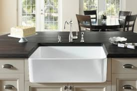 Drop In Farmhouse Sink White by Installation Method We Explain How To Install A Blanco Sinks
