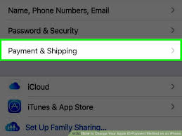 How to Change Your Apple ID Payment Method on an iPhone 10 Steps
