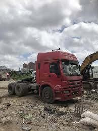 100 Trucks For Cheap China Made Howo 371hp Used Tractor Truck Sale With Good