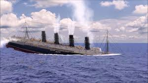 sinking of the lusitania hd animation youtube