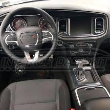 dodge charger interior trim