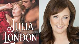 Julia London On 18th Century OCD And Her Characters Fabulous Tension