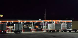 100 T A Truck Stop Ontario California Ruck A Ca