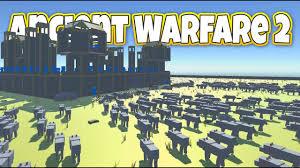 siege a 1000 wolves siege a castle let s play ancient warfare 2