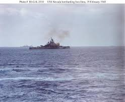 Uss America Sinking Location by Of Uss Nevada Bb 36