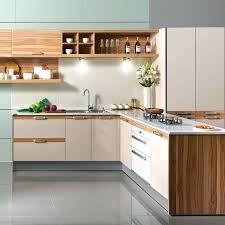 White Melamine Kitchen Cabinets Cabinet Interiors On Walls Family Room Painting