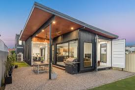100 Shipping Container Homes For Sale Melbourne Twostorey Shipping Container Home In Brisbane Draws Big Interest