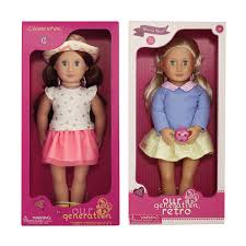 Our Generation Doll Bonnie Rose Or Clementine Assorted Kmart