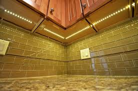 cabinet lighting how to install cabinet lights in kitchen