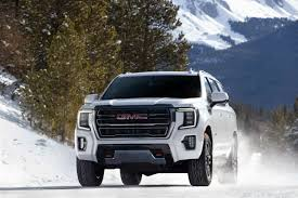 100 65 Gmc Truck General Motors Unveils New 2021 GMC Yukon Yukon XL SUVs