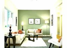 grüne tapete feature wand wohnzimmer zimmer innenarchitektur