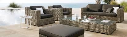 canapé de jardin design salon de jardin design votremobilier com votremobilier com
