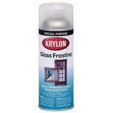Ceiling Texture Scraper Walmart by Krylon Glass Frosting Aerosol Spray Clear 12 Oz Walmart Com