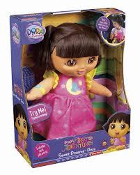 Dora The Explorer Kitchen Set by Fisher Price Sweet Dreams Dora Doll Just 5 Reg 27 97