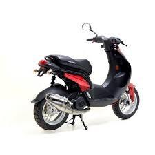 pot d échappement scooter leovince made tt pour peugeot new