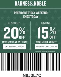 """Flipboard: """"Sale: Barnes & Noble Presidents Day Weekend. IN ... Buybaby Does 20 Coupon Work On Sale Items Benny Gold Patio Restaurant Bolingbrook Code Coupon For Shop Party City Online Printable Coupons Ulta Cologne Soft N Dri Solstice Can You Use Teacher Discount Barnes And Noble These Are The Best Deals Amazon End Of Year Get My Cbt Promo Grocery Stores Orange County Ca Red Canoe Brands Pier 1 Email Barnes Noble Code 15 Off Purchase For 25 One Item"""