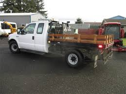 100 Truck Flatbed 2002 Ford F350 Single Axle V8 Automatic For Sale Boring OR 3739 MyLittleSalesmancom
