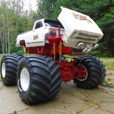 100 Big Monster Truck BadBouncy The RC Home Facebook