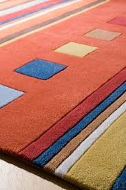 Modern Area Rugs X Weft Rug Contemporary With Regard To Plans 5