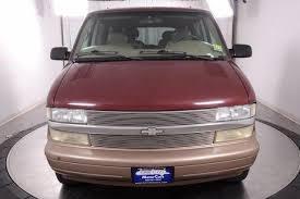 2003 Chevrolet Astro Gasoline 3 Door