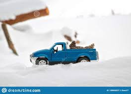 100 Toy Ford Trucks Moscow January 2019 Blue Pickup Truck F350 In Sawmill