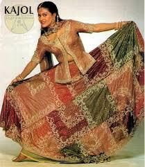 saajan ji ghar aye dress from kuch kuch hota hai