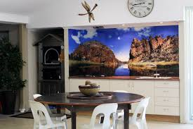 The First Printed Splashback For 2013