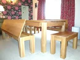Dining Room Bench With Storage Upholstered Benches Full Size Of Intended For Ideas Table Plans