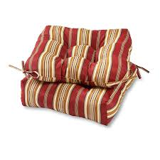 Allen And Roth Deep Seat Patio Cushions by Amazon Com Greendale Home Fashions 20 Inch Outdoor Chair Cushion