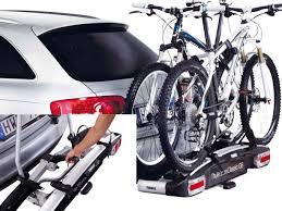 porte vélo thule pour transporter votre vélo électrique