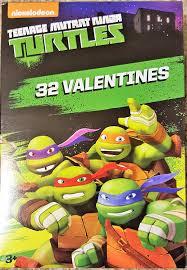 100 Tmnt Monster Truck Amazoncom Teenage Mutant Ninja Turtles Valentine Cards 32 Count