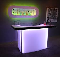 Lighted LED Portable & Collapsable Bar Pls Show Vanity Tops That Are Not Granitequartzor Solid Surface Bar Shelving For Home Commercial Bars Led Lighted Liquor Shelves Double Sided Island Style Back Display Pictures Idea Gallery Long Metal Framed Table With Glowing Acrylic Panels 2016 Portable Outdoor Plastic Counter Top For Beer Bar Amazing Cool Ideas 15 Rustic Kitchen Design Photos Sake Countertop Google Pinterest Jakarta Fniture More Vintage Pabst Blue Ribbon 1940s Pbr Point Of Sale Onyx Light Illuminated In The Dark Effects
