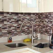 Peel N Stick Tile Floor by Kitchen Backsplash Stick On Tiles Vinyl Peel And Stick Tile