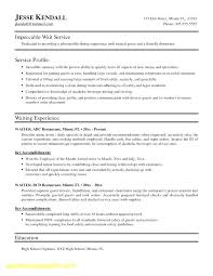 Related Post Bartender Resume Examples Server Resumes For Example