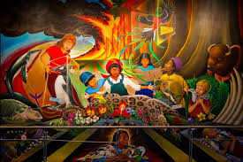 denver airport conspiracy murals 15 eerie things you didn t about the denver airport